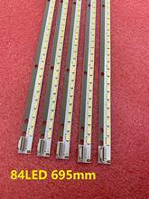 5 unids/lote tira de LED para iluminación trasera para LG 55 V13 borde 6920L 0001C 6922L 0048A 0079A 0061A 55LA640S 6916L1239A 6916L1535A 6916L1092A