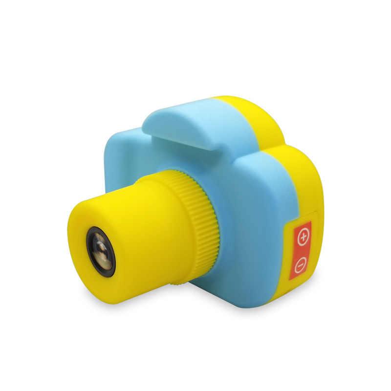 Nuevo Cloud HD digitales de los niños bebé regalo Cámara Pantalla de 1,8 pulgadas con Tack función niños Digital cámara