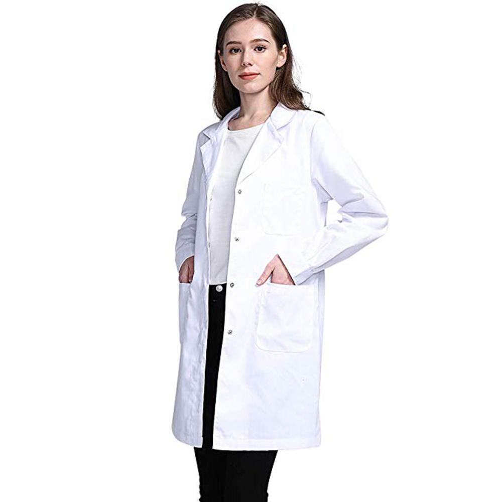 Medical Uniforms Clothes Spot white coats medical spa hospital gown lab coat nurse scrub uniform pharmacy veterinary