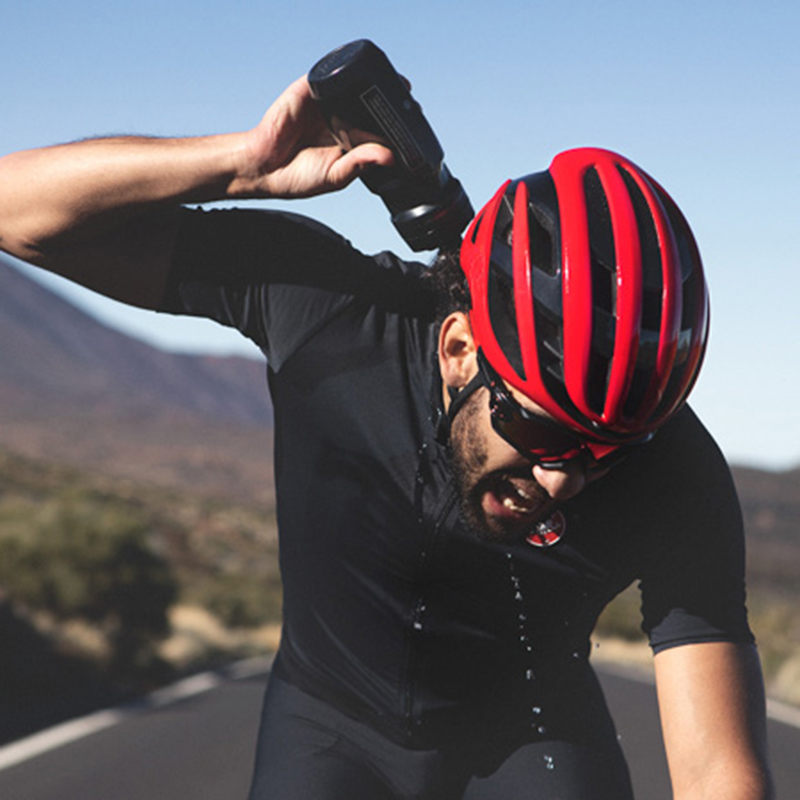Cycling-Helmets Casque-De-Cyclisme Ultra-Light Competition Professional