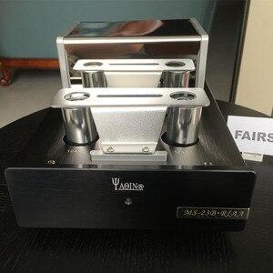 Image 5 - Preamplificatore Stereo 110 240V della metropolitana di vuoto di MS23B della piattaforma girevole di RIAA della fase MM di Phono dellamplificatore della metropolitana della valvola di YAQIN MS 23B