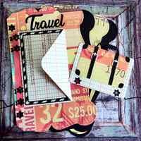 Kscraft diário planejador dados de corte de metal estênceis para diy scrapbooking decorativo gravando cartões de papel diy