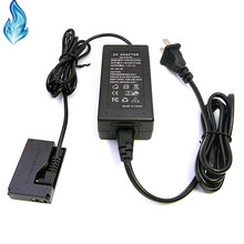 ACK-E15 Power AC Adapter ACKE15 (PS700+LP-E12 DR-E15 Coupler) Power for Canon EOS Rebel SL1 100D Kiss X7 Digital Cameras(China)