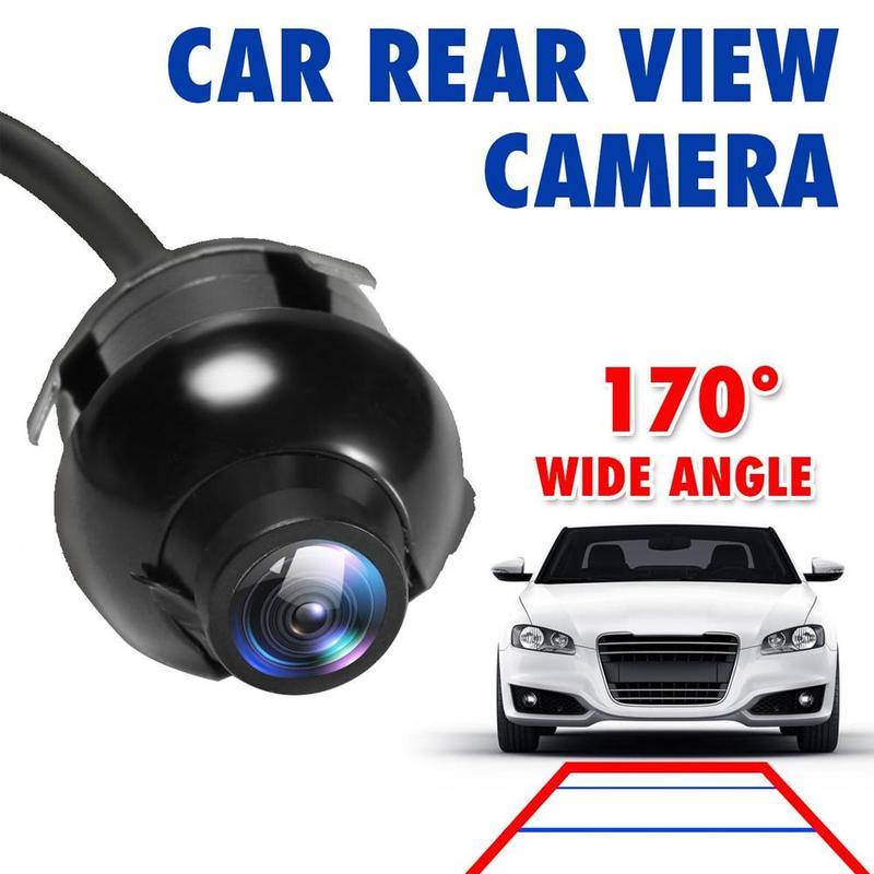 Universal Car Rear View Camera Reversing Backup Camera IR LENs Night Vision Waterproof HD 360 Degree Adjustable Vehicles Camera
