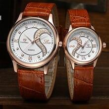 Часы наручные tiannbu 2 шт ультратонкие модные Романтические