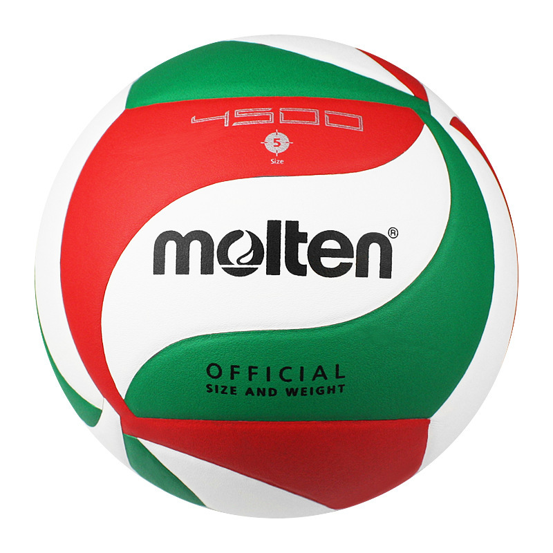 Retail 2018 New Brand Soft Touch Volleyball Ball, VSM5000, Size5 Match Quality Volleyball Free With Net Bag+ Needle