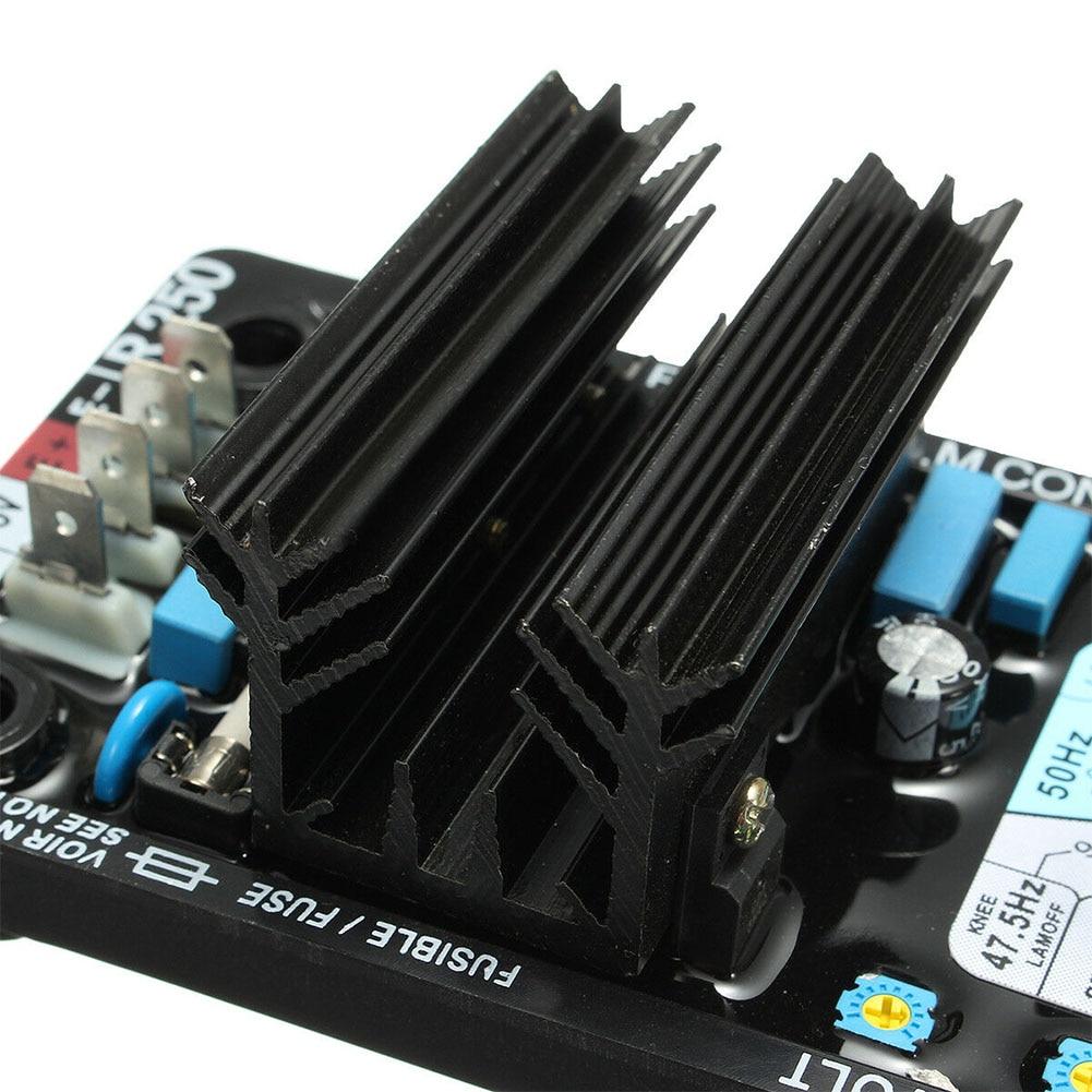 avr r250 modulo de ferramenta componentes regulador 01
