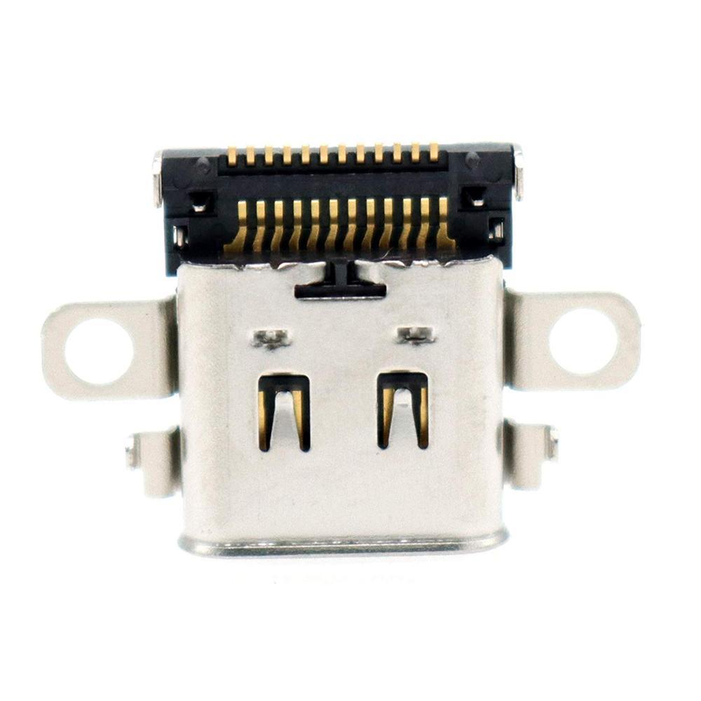 Купить с кэшбэком For Nintendo Nintend Switch NS Console USB-C Charging Port Power Connector Type-C Charger Socket New Original