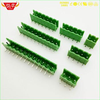KF2EDGR 5 08 2P ~ 16P złącze PCB wtyczka blok TEMINAL 2edgr 5 08mm 2PIN ~ 12PIN MSTB 2 5G 1759017 PHOENIX CONTACT DEGSON tanie i dobre opinie NoEnName_Null CN (pochodzenie) Plug-in 1-10 KF2EDGR-5 08 11-20 AWG CHINA BRASS TIN PLATING M2 5 STEEL PLATING CR3+PASSIVATION COLOR ZINC