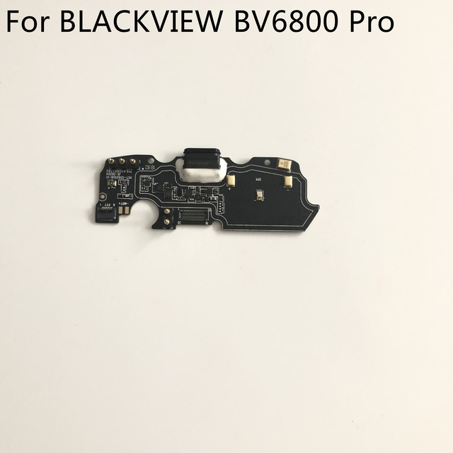 """New USB Plug Charge Board For BLACKVIEW BV6800 Pro MT6750T Octa Core 5.7""""FHD 2160x1080 Mobile Phone"""