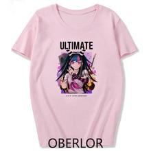 Danganronpa Mioda Ibuki Anime T Shirt Vintage Graphic T-Shirt Women Fashion Graphics Tumblr T-Shirt