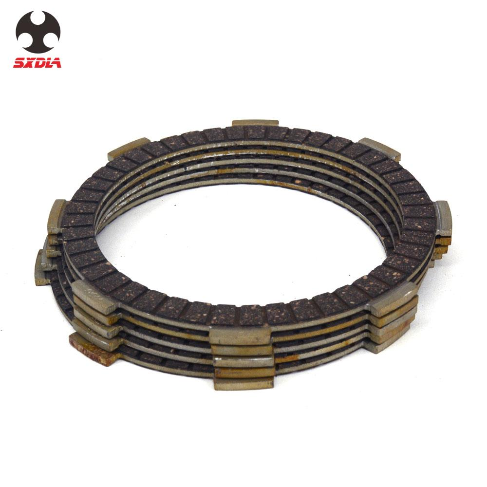 CLUTCH FRICTION PLATES Fits HONDA ATC200E ATC200ES Big Red 200 1982 1983 1984