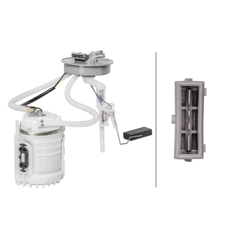 HELLA 8TF 358 106-291 For Gasoline Pump VW (Fuel Pump-Pump fuel assembly) 63298 цена 2017