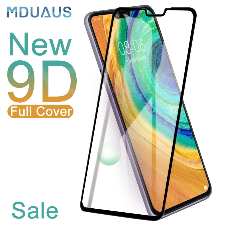 9D Protective Glass On The For Huawei Mate 30 20 Pro Lite 20X Tempered Glass Huawei Mate 10 Pro 9 Lite Screen Protector Film