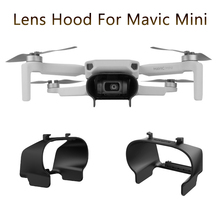 Mavic Mini Lens Hood Anti glare Gimbal Lens Cover Sunshade Protective Cover for DJI Mavic Mini Accessories