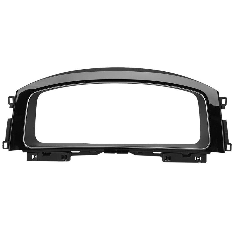 Car Meter Box LCD Instrument Shield LCD Meter Plaque Trim for Golf 7 MK7 R 5GG 854 377 AAH