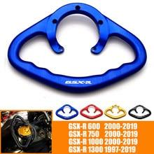 Para SUZUKI GSXR600 750 1000 K1 K2 K3 K4 K5 K6 K7 K8 K9 K11 Passageiro Da Motocicleta Apertos de Mão Aperto de Mão Tanque Grab Bar Alças Armres