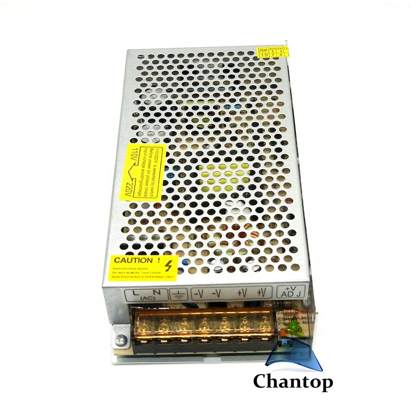 Regulated 6V Switching Power Supply 20A 120W 30A 180W Driver 110V 220V AC to DC  Source Transformer SMPS for monitoring system-3