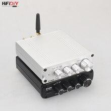 HIFIDIY لايف A10 HiFi 2.0 كامل الصوت الرقمي مكبر كهربائي 100 واط بلوتوث 5.0 مستقل فك USB واجهة مزدوجة TPA3116