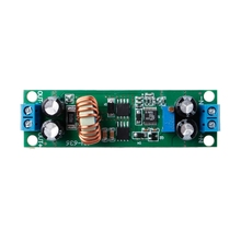 2021 10A DC-DC 6.5-60V to 1.25-30V Adjustable Buck Converter Step Down Module Widely Used For Low Voltage System Power Supply