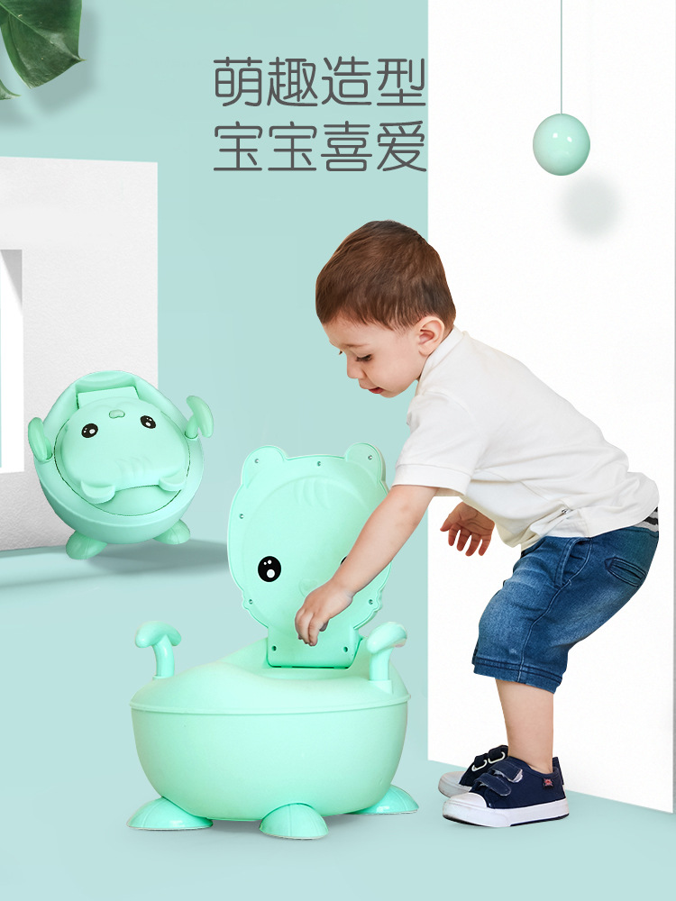 Large Size Infant Child Kids GIRL'S Baby Small Toilet Seat Toilet Pedestal Pan CHILDREN'S Urine Barrel Boy Potty Urinal