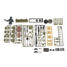 Bag Parts Henglong-Tank Sherman 1/16 M4A3 Plastic for 3898-1 Usa/Sherman/M4a3/.. Soldier-Accessories