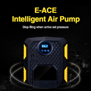 Image 2 - Dropshipping cyfrowe sprężarki powietrza przenośne elektryczne pompy powietrza samochodu czarny DC 12V opon Inflador 150 PSI Autocompressor