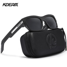KDEAM Polarized UV Protection Sports Fishing Driving Sunglasses for