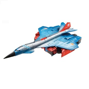 Image 2 - 1Pcs Combiner War Robot G2 Color Superion Member Airplane Silverbolt Slingshot Fireflight Classic Toys For Boys Without Box