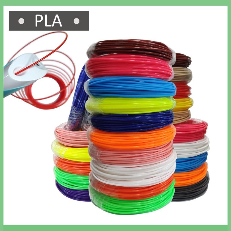 Sublimação pla filamento abs 3d impressora fulgor no plástico escuro 1.75mm 1kg resina para canetas abs um filamento barato