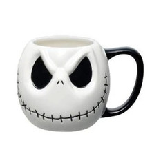 Pumpkin King Jack SkellingtonFace Ceramics Mugs coffee mug Milk Tea office Cups Drinkware the Best birthday Gift with gift Box