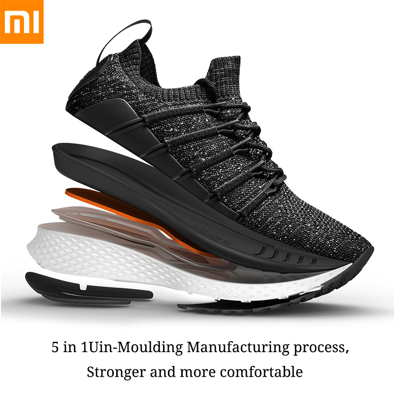 NEW XIAOMI MIJIA Sneakers 2 Man Women Shoes Running Shoes Sports Tennis Shoes Can Be Machine Washable Breathable Mesh Upper
