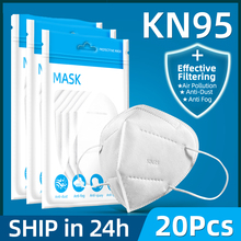 10pcs 5 Layers Mask Safety Respirator Protective Mask Face KN95 Masks Mouth Dustproof Reuseable FAST SHIPPING