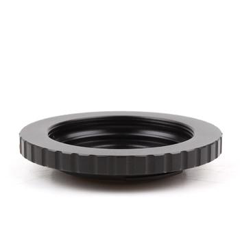 Адаптер объектива Pixco двойного назначения подходит для M42 Винт C крепление объектива фильма микро четыре третьих 4/3 E-M1 E-M5 E-M10 камеры