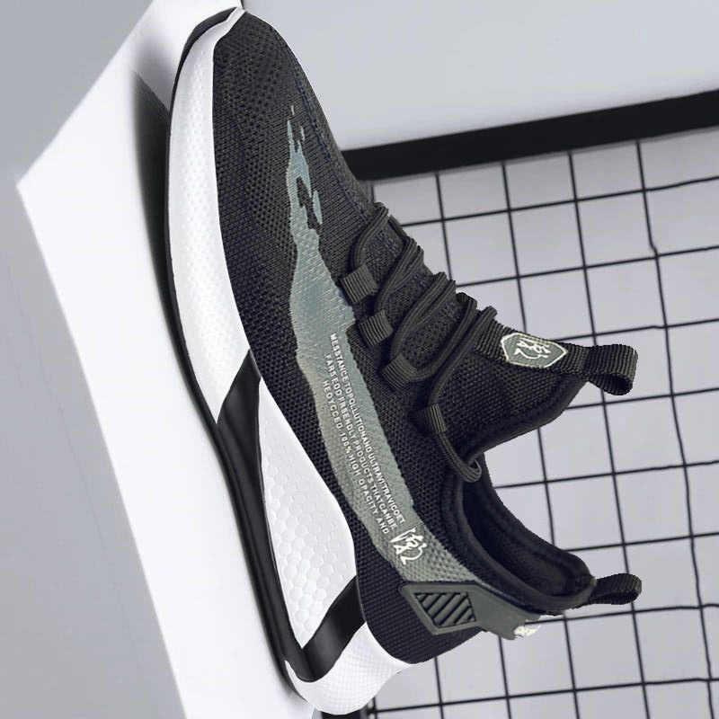 Heißer Stil Schuhe Männer Hohe Qualität Turnschuhe Männlichen Atmungsaktive Gym Casual Männlichen Schuhe Licht Großen Größe Tenis Masculino Adulto