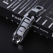 Alaşım araba anahtarı Fob koruma kapakları Mazda 6 için Axela CX 3 CX 5 CX5 CX 7 CX7 CX 9 RX8