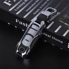 Alloy Car Key Fob Protection Covers Cases For Mazda 6 Axela CX 3 CX 5 CX5 CX 7 CX7 CX 9 RX8
