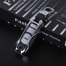 סגסוגת רכב מפתח Fob הגנה מכסה מקרי עבור מאזדה 6 Axela CX 3 CX 5 CX5 CX 7 CX7 CX 9 RX8