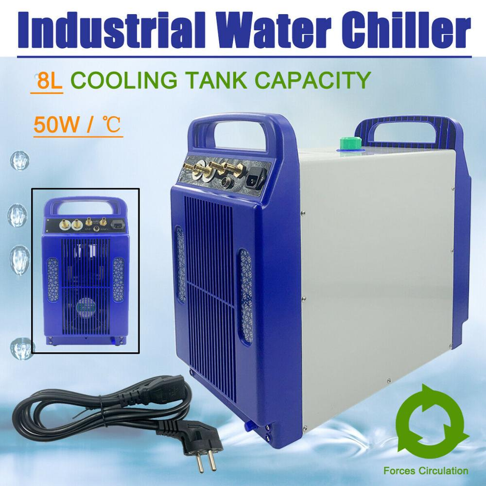 24L/ Min Industrial Water Chiller Cooling Chiller Co2 Laser Engraver Tube Laser Tube Engraver Cutting Machine Cw-3000