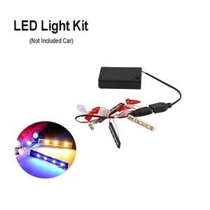 Image 3 - DIY Langlebige LED Licht Beleuchtung Kit RSR Ziegel Spielzeug Glowing Baustein Lichter Für Lego 42096 Technik Porsche 911 RSR ziegel