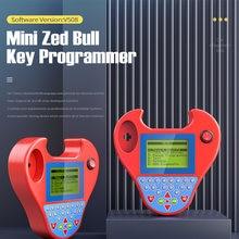 Venda quente super mini zedbull smart zed-bull chave identificador programador mini zedbull programador chave em estoque