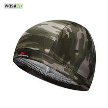Wosawe велосипедная шапка s внутренняя на шлем для мужчин и