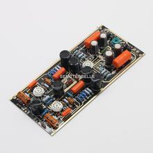 Montado hi end m7 tubo de vácuo phono riaa lp plataforma giratória pré amplificador base em marantz 7 preamp board