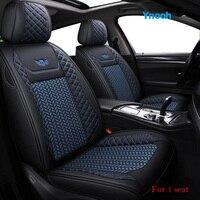 Ynooh tampas de assento do carro para renault logan 2 espanador logan laguna 2 espace carro protetor|Capas p/ assento de automóveis| |  -