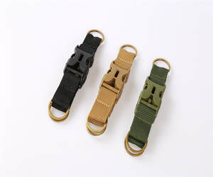 Accessory-Buckle-Belt Key-Chain Outdoor Hanging-Buckle Tactical-Backpack Sports-Bag Multi-Functional