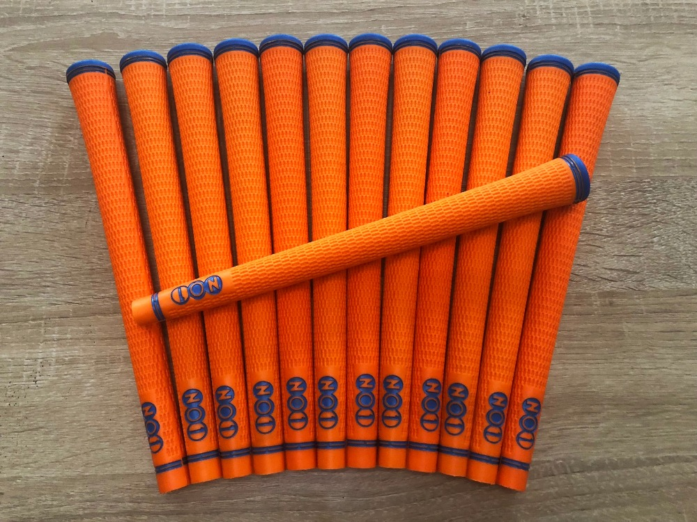 NEW 9PCS/Lot NO. 1 Golf Grips 5 Colors TPE Club Grips Free Shipping