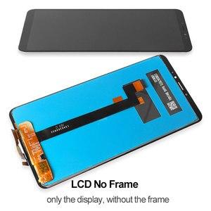 Image 5 - Для Xiaomi Mi Max 3 ЖК дисплей + сенсорный экран новый дигитайзер стеклянная панель Замена ЖК для Xiaomi Mi Max 3 2160X1080 6,9 дюймов