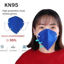 цена на 5/10/15/20/50 pcs Anti Pollution PM2.5 Mouth Mask Dust Respirator Washable Reusable Mask Cotton Unisex Mouth Muffle Mask