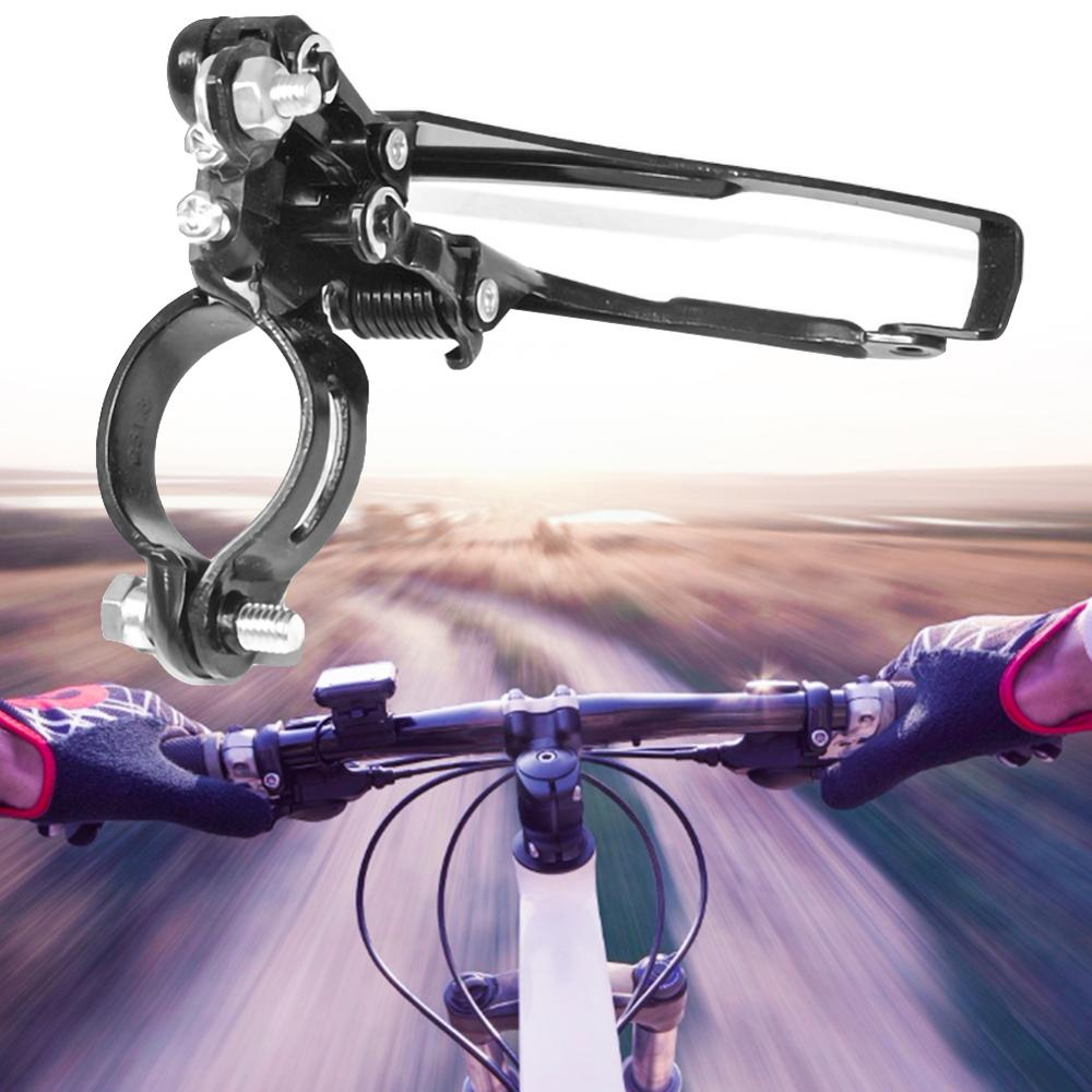 FD-TZ306/7bicycle transmission mountain bike disc brake variable speed bicycle bicycle front derailleur31.8mm bicycle accessorie