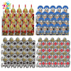 New 20Pcs Medieval Soldiers Building Blocks Roman Knight Lord Warrior Figures Bricks Armor Sword Toys For Kids Christmas Gifts